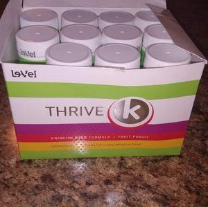 Thrive k